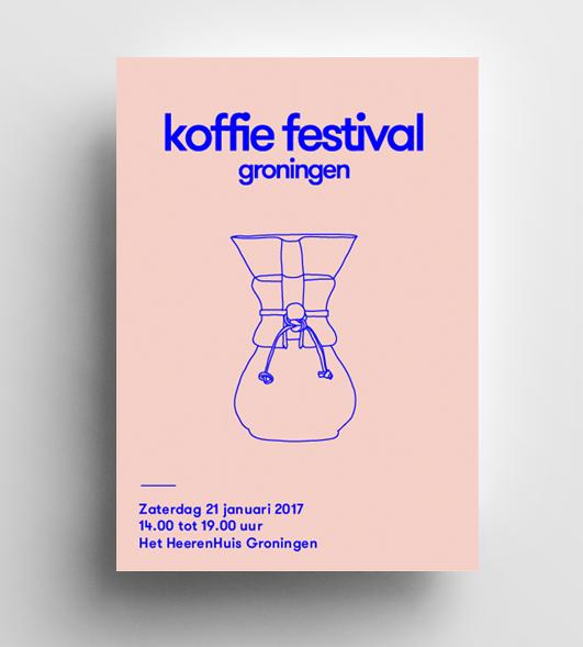 Koffie festival Groningen